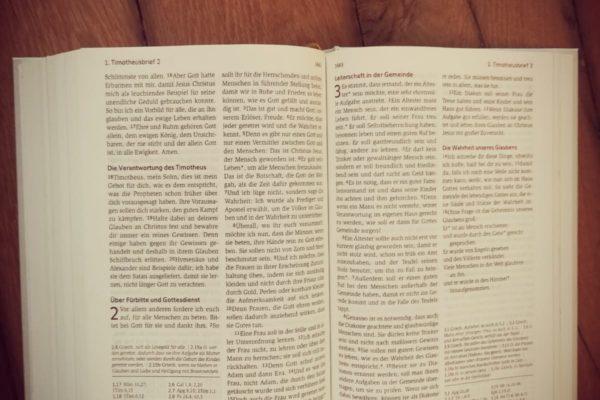 Theologischer Gesprächsabend