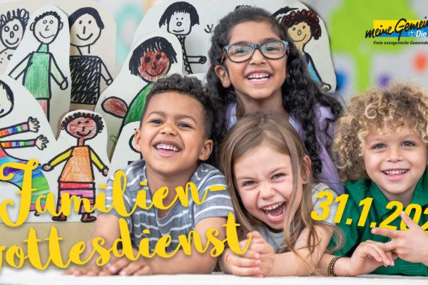 Kinder – Wegweiser zu Gott (3)