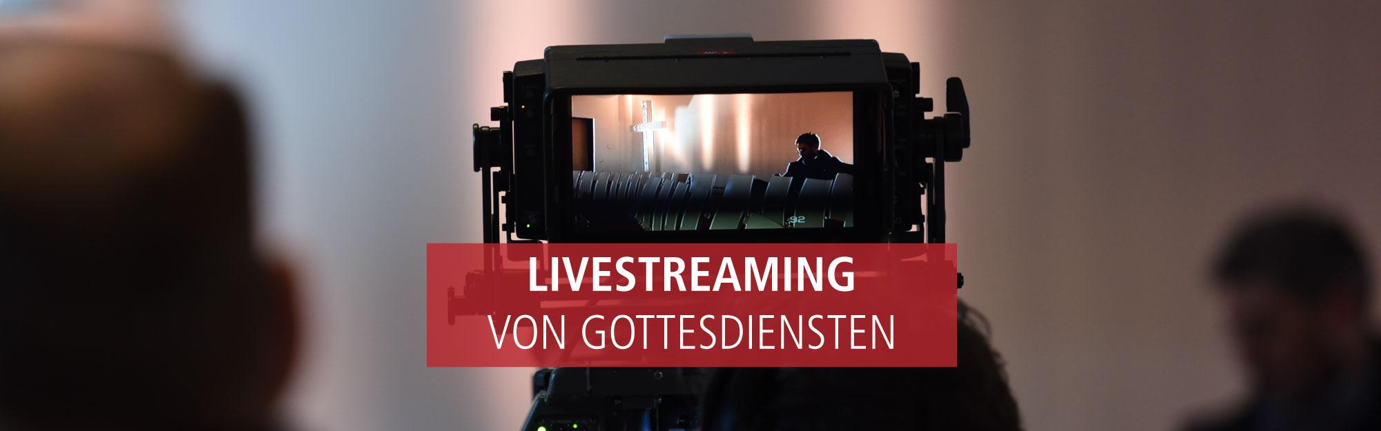 FeG Gottesdienste im Livestream