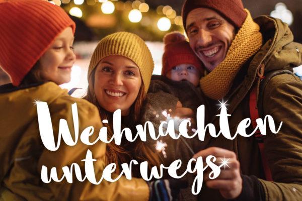 HeiligAbend: Weihnachten unterwegs