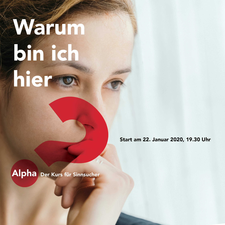 ALPHA-Kurs 2020