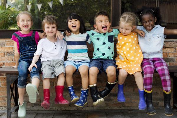 Als Kinder spürbar befreit leben