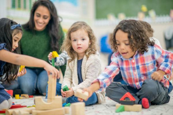 Tapetenwechsel für Familien