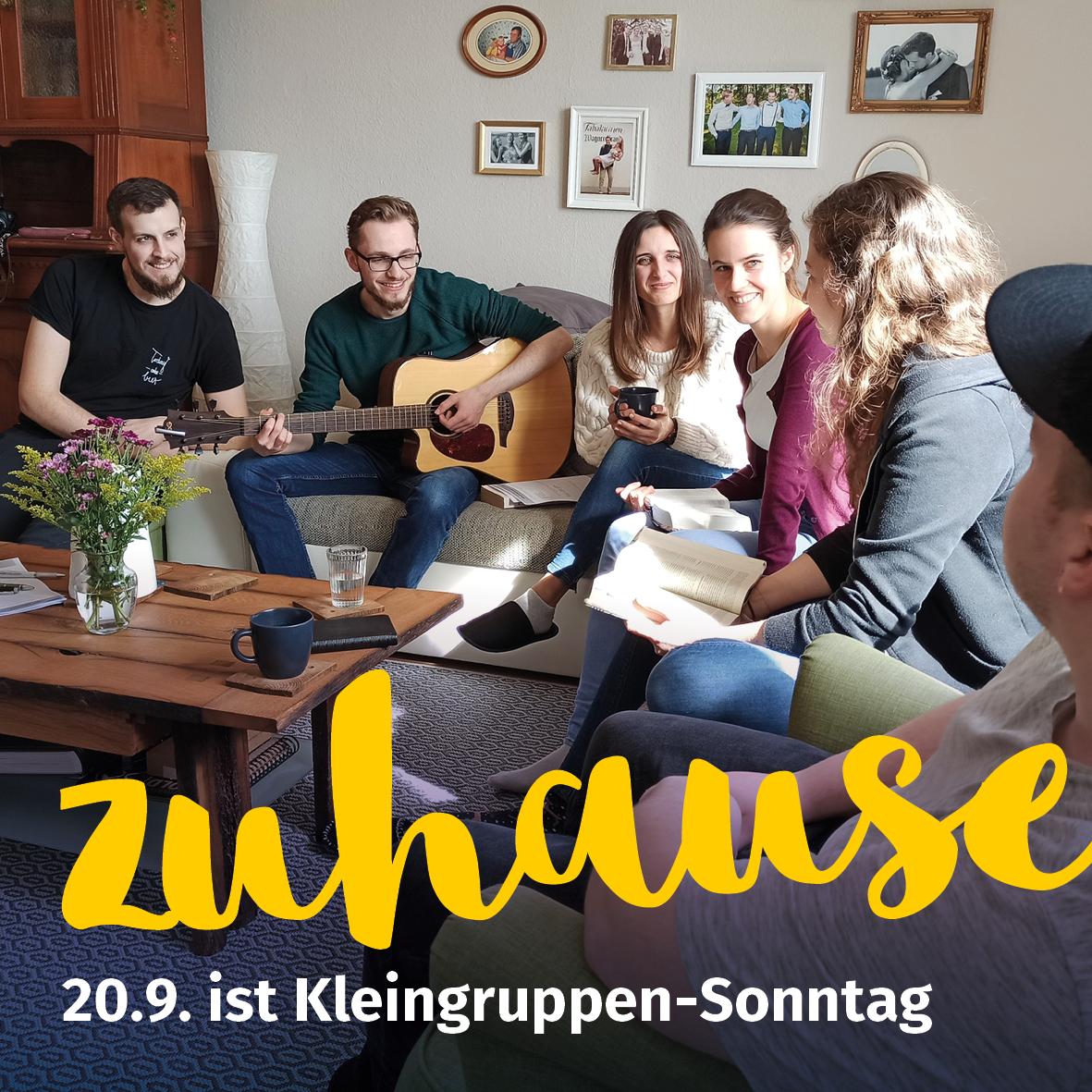 Kleingruppen-Sonntag